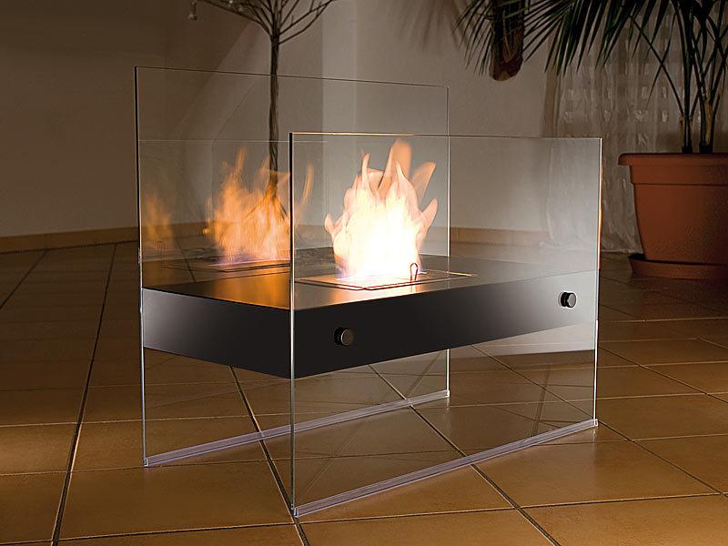 Carlo Milano Lounge Feuer Avantgarde Fr Bio Ethanol