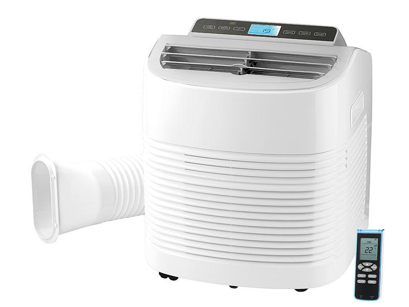 Carlo milano mobile design klimaanlage mit entfeuchter 9.000 btu h