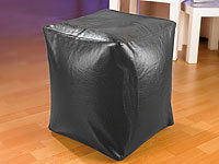 Carlo Milano Pouf Gonflable 'Cube'